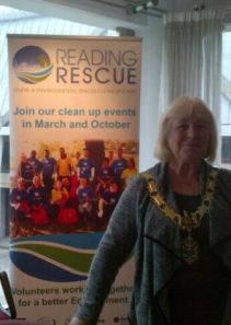 Mayor of Reading on 11 Sept 2013